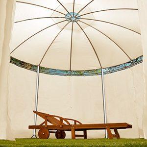 Luxus Pavillon Toscana